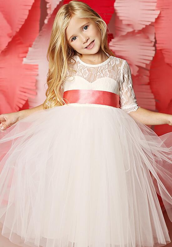 FATTIEPIE Isabelle Flower Girl Dress photo
