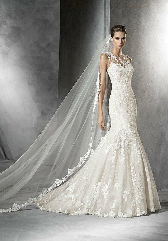 PRONOVIAS PLADIE Wedding Dress photo
