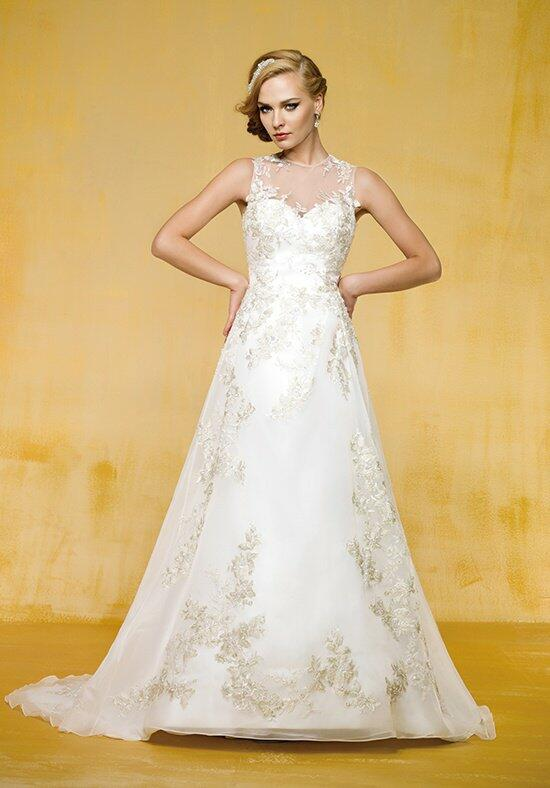 Jasmine Couture T162008 Wedding Dress photo