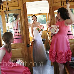 Ceremony Trolley Transportation