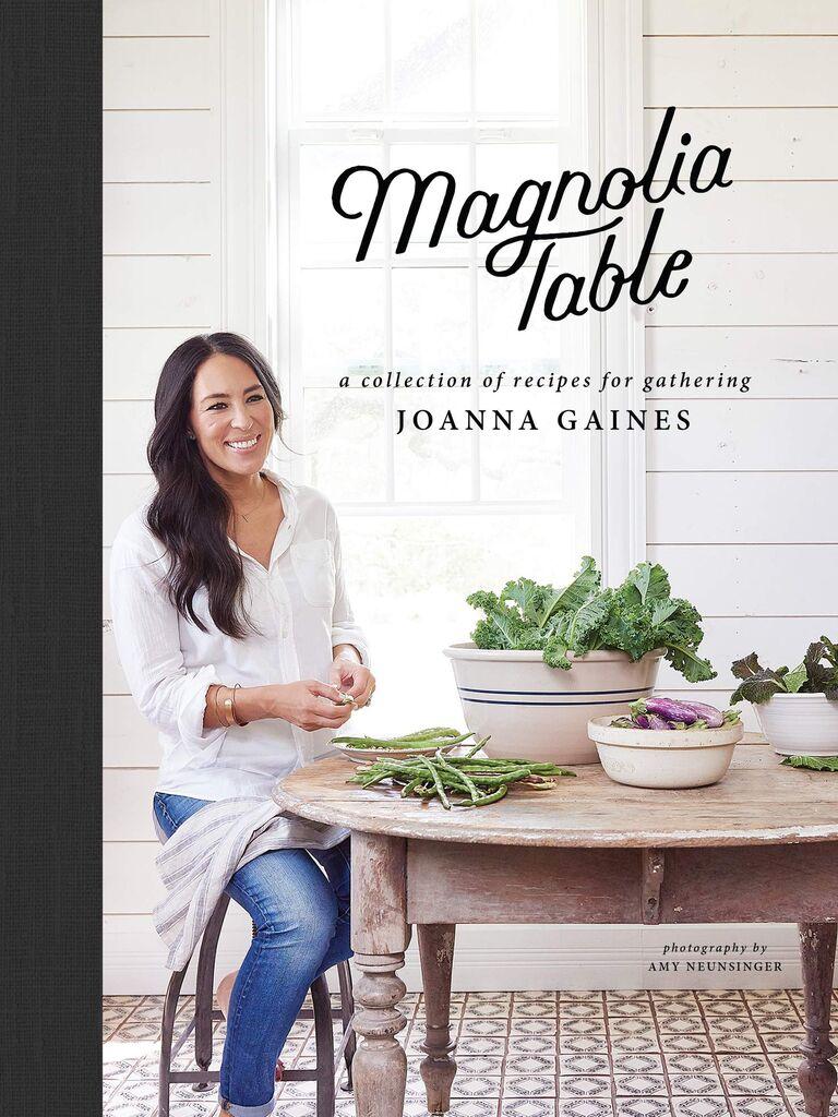 Joanna Gaines Magnolia Table recipe book
