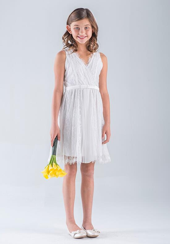 Us Angels Beautiful Color The Susie Dress-674 Flower Girl Dress photo