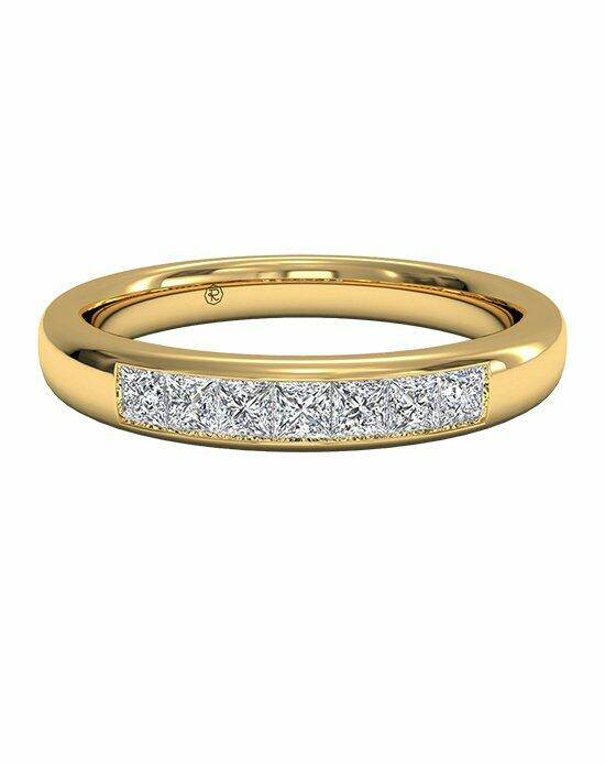 Ritani Women's Channel-Set Diamond Wedding Band in 18kt Yellow Gold (0.25 CTW) Wedding Ring photo