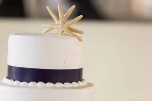 Sea-Themed Cake Topper