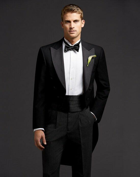 The Men's Wearhouse® Full Dress Tails Tuxedo Wedding Tuxedos + Suit photo