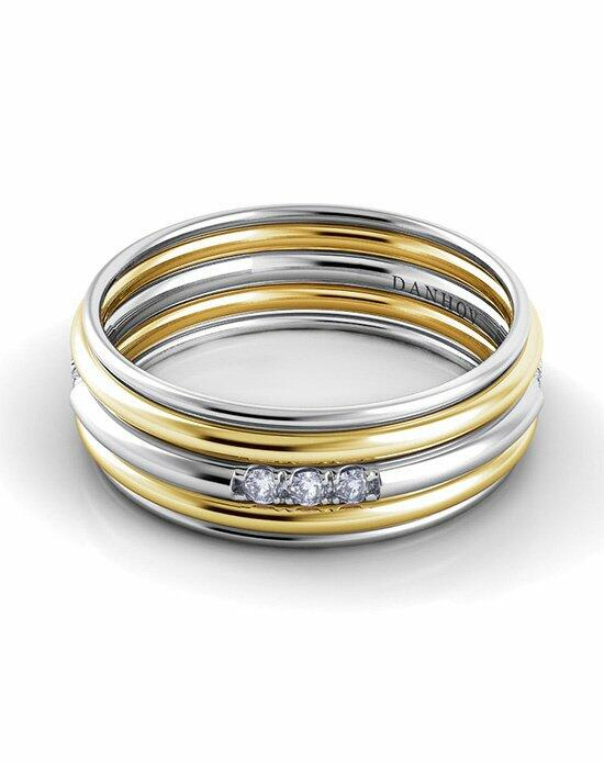 Danhov Classico Round Band Gold Wedding Ring photo