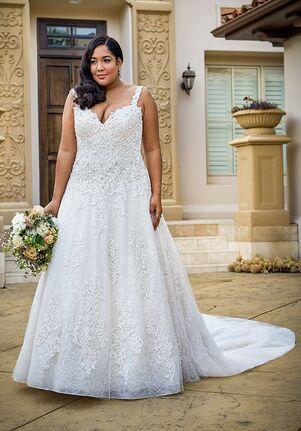 Jasmine Couture T222064N A-Line Wedding Dress