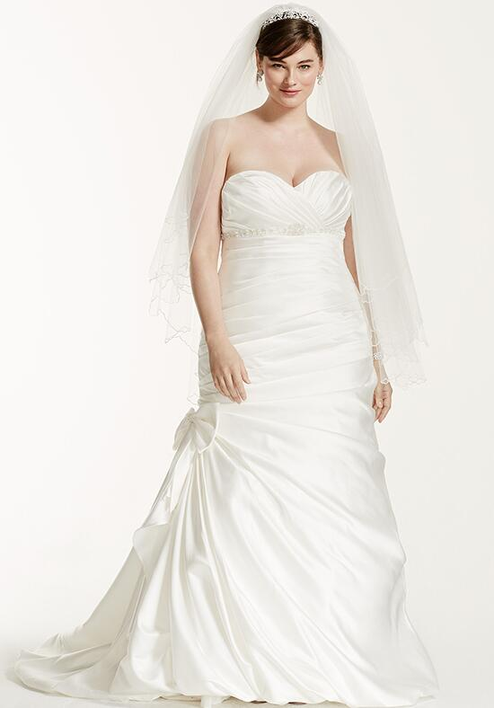 David's Bridal David's Bridal Woman Style 9V3204 Wedding Dress photo