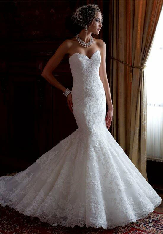 David Tutera for Mon Cheri 113212 Billie Wedding Dress photo