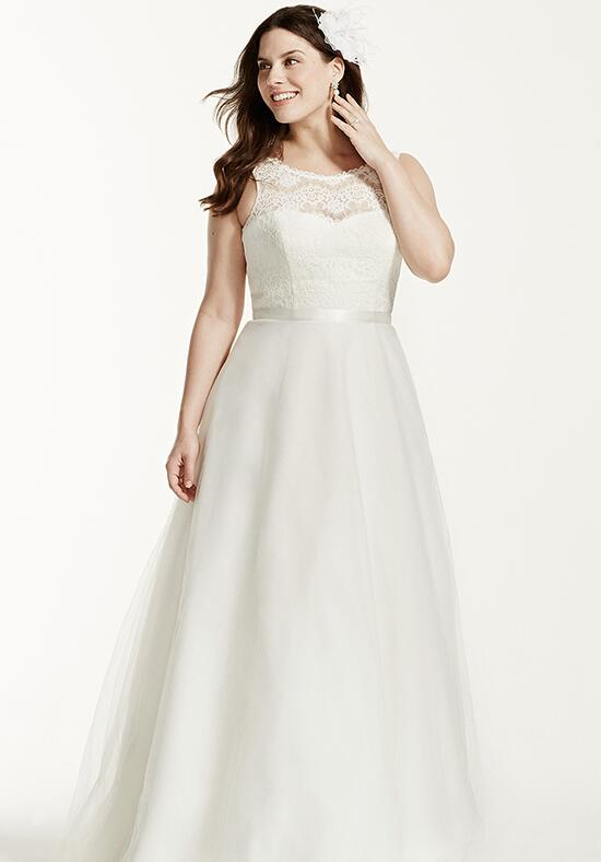 David's Bridal David's Bridal Woman Style 9WG3711 Wedding Dress photo