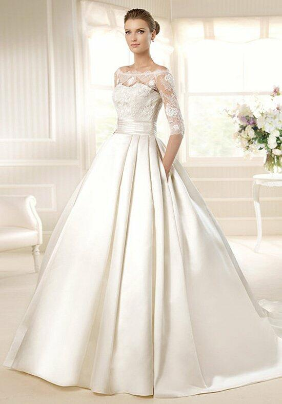 La sposa mega wedding dress the knot for La sposa wedding dress