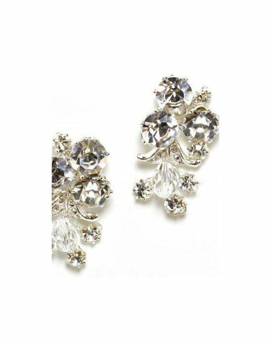 Anna Bellagio GRATZIA SWAROSKI CRYSTAL EARRINGS Wedding Earrings photo