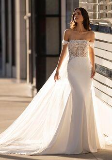 PRONOVIAS NOVAK Mermaid Wedding Dress