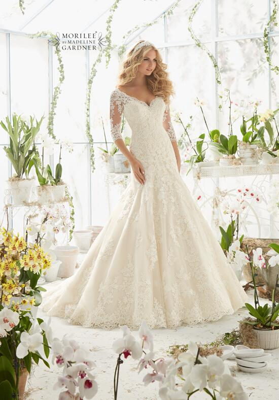 Mori Lee by Madeline Gardner 2812 Wedding Dress photo