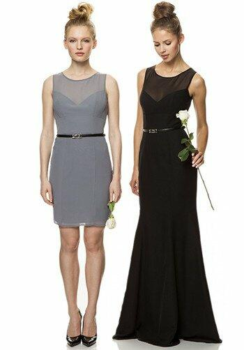 Bari Jay Bridesmaids 1462 Bridesmaid Dress photo