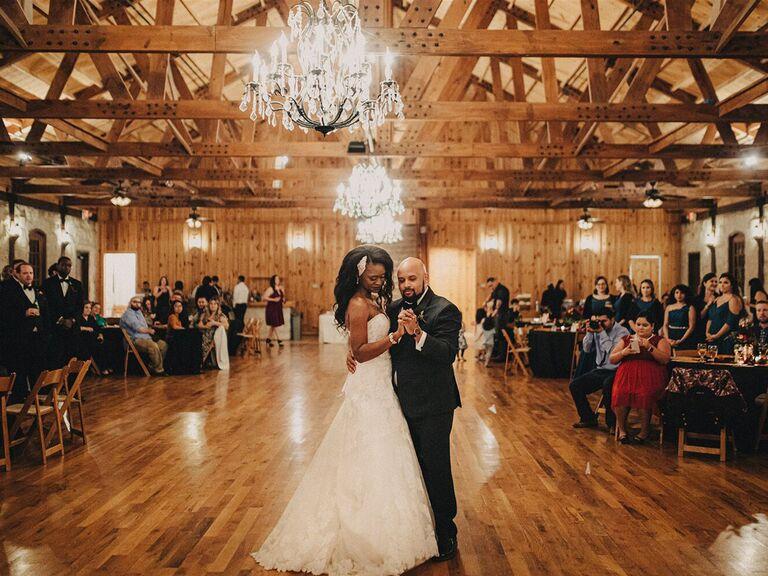Wedding venue in New Braunfels, Texas.