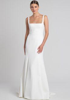 Jenny by Jenny Yoo Portia Sheath Wedding Dress