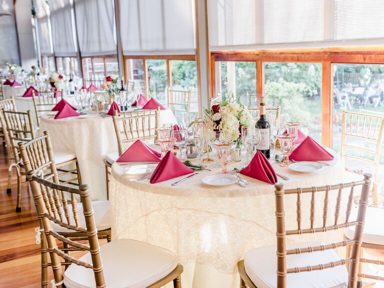 Wedding venue in Cape May, New Jersey.