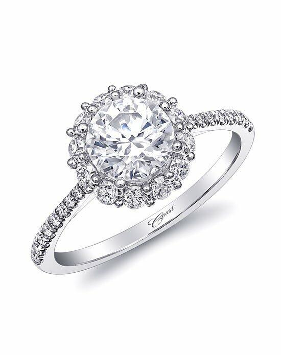 Coast Diamond Charisma Collection - LC5406 Engagement Ring photo