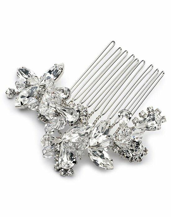 USABride Maddie Rhinestone Comb TC-2222 Wedding Pins, Combs + Clips photo