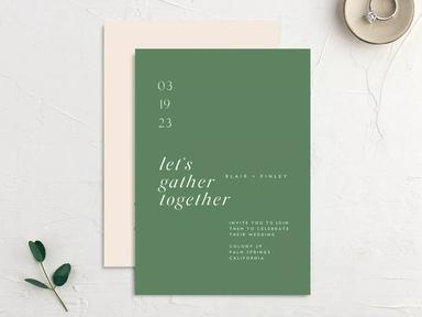 wedding invitation sayings