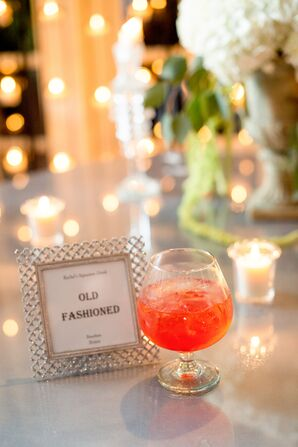 Old-Fashioned Signature Cocktail