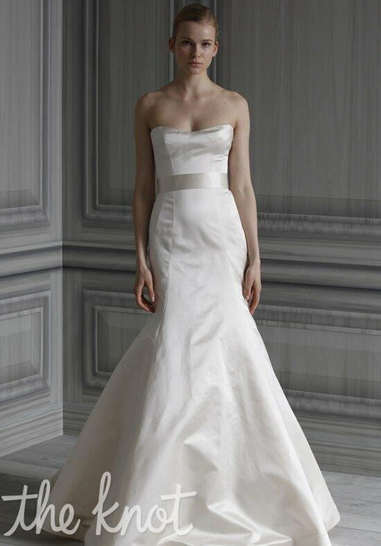 Monique Lhuillier Simplicity Wedding Dress photo