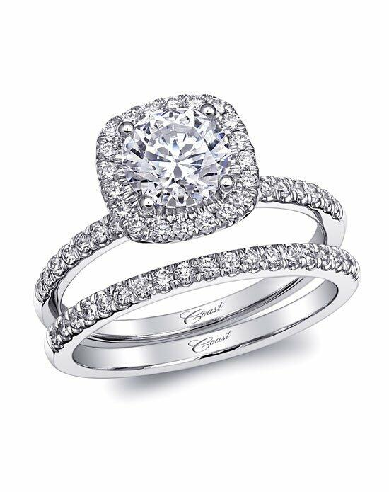 Coast Diamond Charisma Collection - LC10129 & WC10129 Engagement Ring photo
