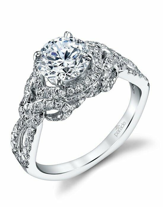 Parade Design Style R3349 from the Hemera Collection Engagement Ring photo