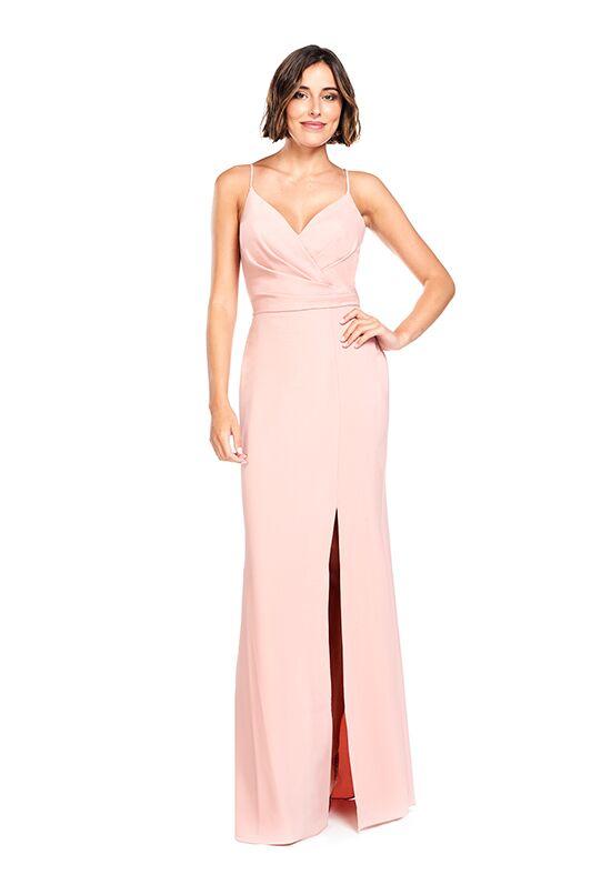 Bari Jay Bridesmaids 2019 V-Neck Bridesmaid Dress