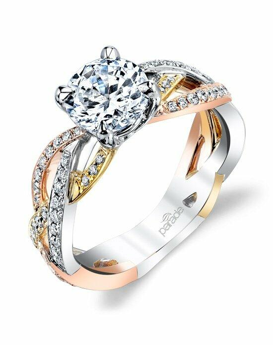Parade Design Style R2894 from the Hemera Collection Engagement Ring photo