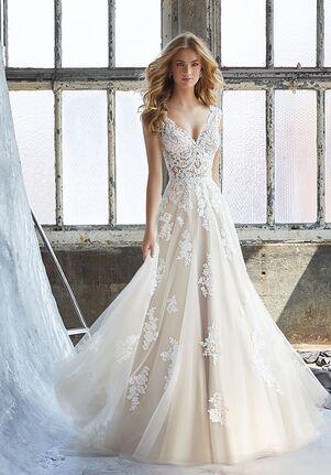 Morilee by Madeline Gardner Kennedy/ 8206 A-Line Wedding Dress