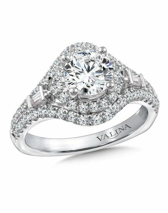 Valina R9793W Engagement Ring photo