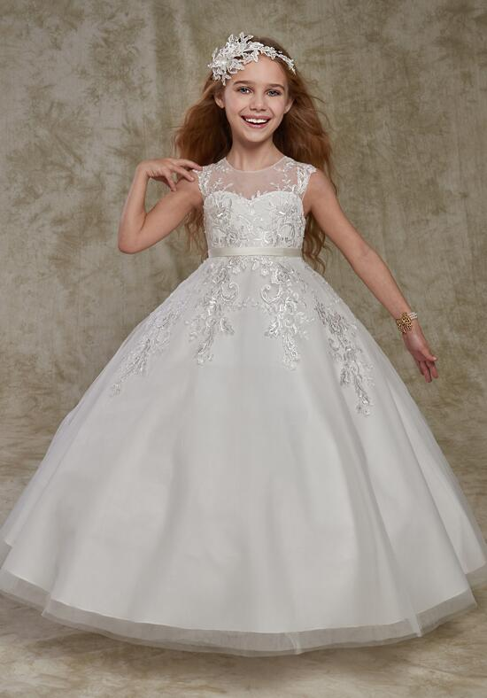 Cupids by Mary's F541 Flower Girl Dress photo