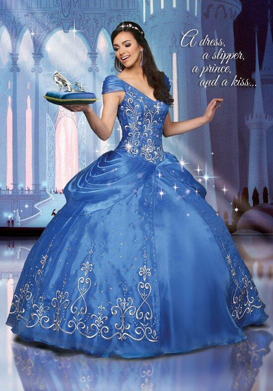 Disney Royal Ball 41064 Bridesmaid Dress photo