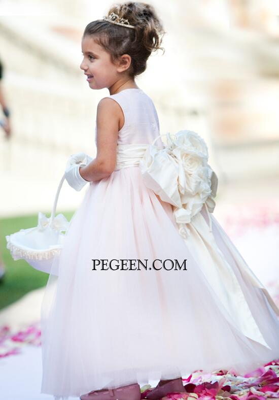 Pegeen.com  402s Flower Girl Dress photo