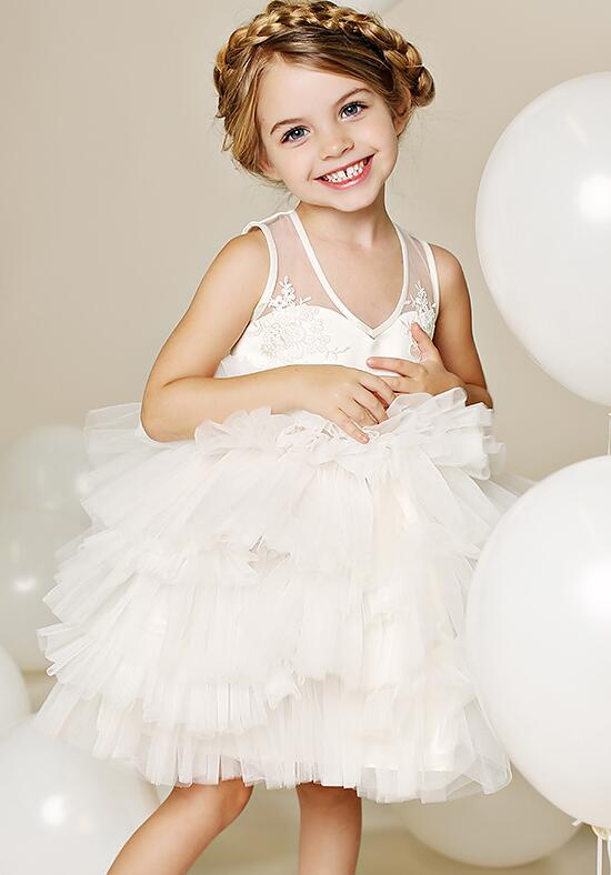 FATTIEPIE Venice Flower Girl Dress photo