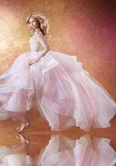 Hayley Paige Lorelei 6654 Ball Gown Wedding Dress