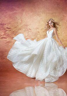 Hayley Paige Decklyn 6661 Ball Gown Wedding Dress