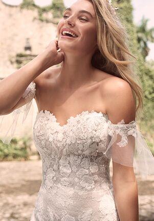 Maggie Sottero JOELLE Mermaid Wedding Dress