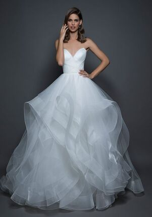 LOVE by Pnina Tornai for Kleinfeld 14601 Ball Gown Wedding Dress