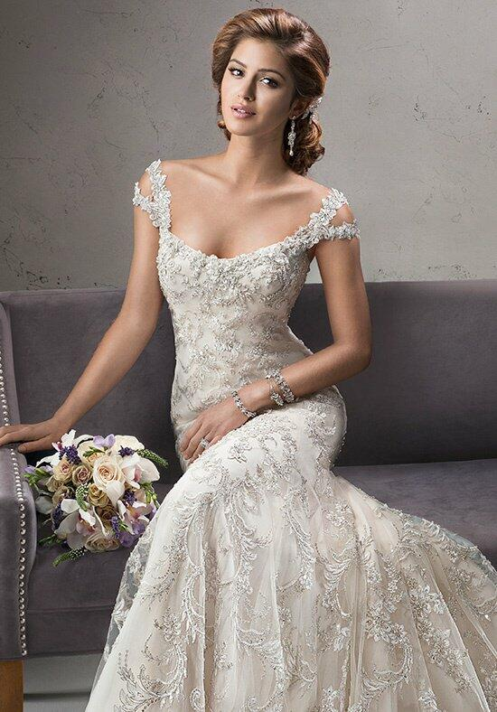 Sottero and midgley ettiene wedding dress the knot for Wedding dresses the knot
