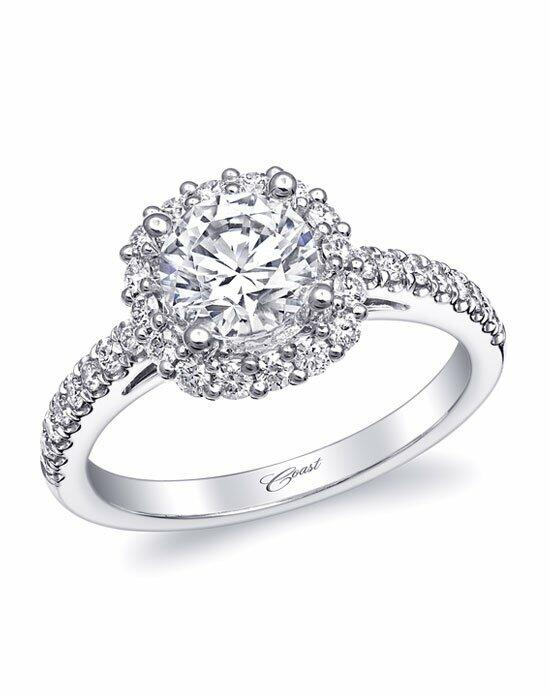 Coast Diamond Charisma Collection - LC5384 Engagement Ring photo