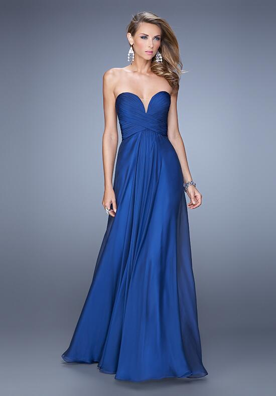 La Femme Bridesmaids 21154 Bridesmaid Dress photo
