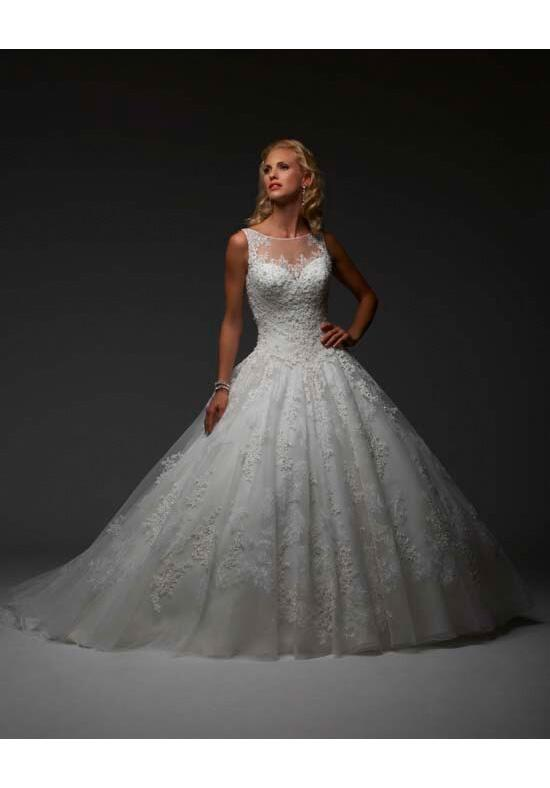 Essence Collection by Bonny Bridal 8406 Wedding Dress photo