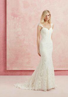 Beloved by Casablanca Bridal BL218 Harmony Sheath Wedding Dress