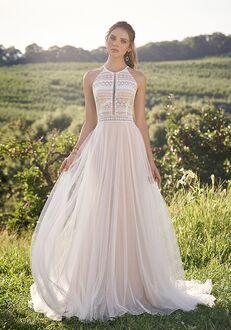 Lillian West 66130 A-Line Wedding Dress