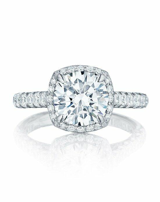 Tacori HT 2547 2.5 CU 8.5 Engagement Ring photo