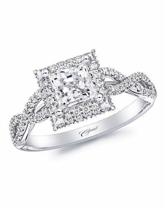 Coast Diamond Charisma Collection - LC5475 Engagement Ring photo