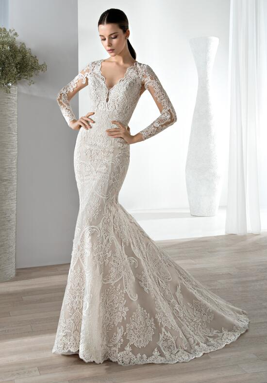Demetrios 636 Wedding Dress photo